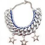 C260-Collar Guadalupe Estrellas